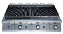 Electrolux Powergrill Gazlı Set Üstü Hp Barbekü 120*93*25 cm
