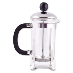 Epinox French Press Pls 350 ml Siyah Düz 350A
